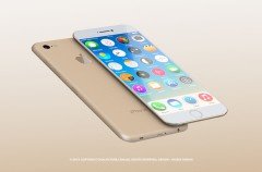 Así podría ser el iPhone 7
