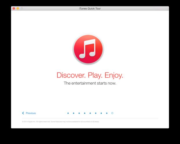 Ya está disponible iTunes 12.1, con Widget en el Centro de Notificaciones incluido