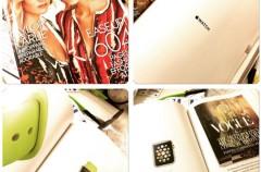 El Apple Watch vuelve a ser el protagonista en las páginas de Vogue