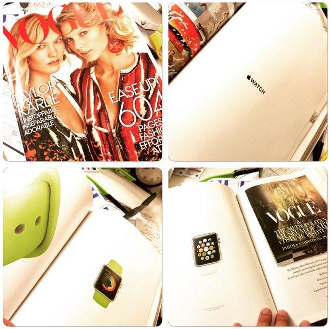 Apple Watch Vogue 2