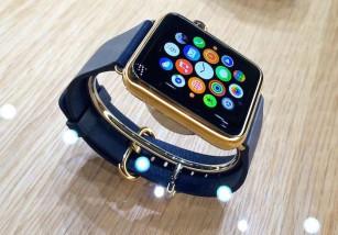 En Cupertino quieren que el Apple Watch esté en las tiendas a principios de Abril