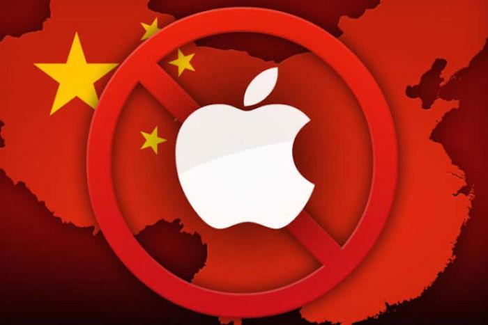 Apple-no-china
