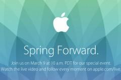 Confirmado: Tendremos streaming de vídeo en directo del evento de Apple del día 9