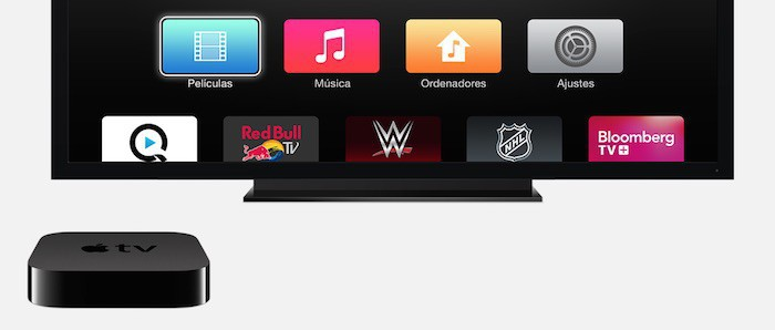 AppleTV-content