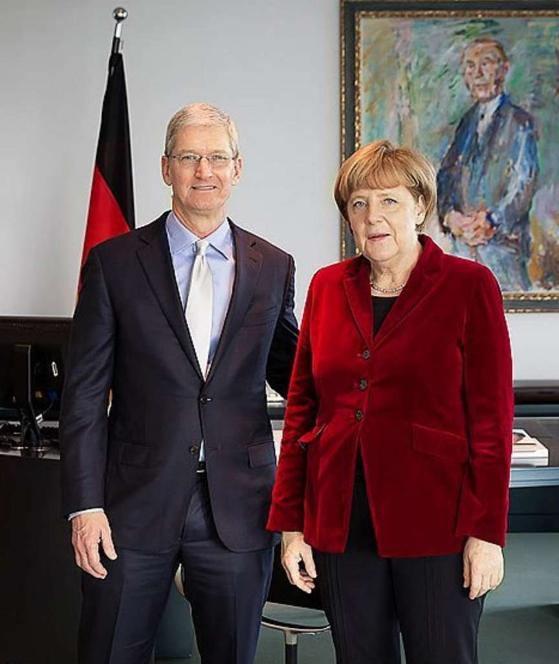 Cook y Merkel