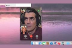 Uno de los próximos episodios de la serie de TV Modern Family tendrá lugar en la pantalla del Mac