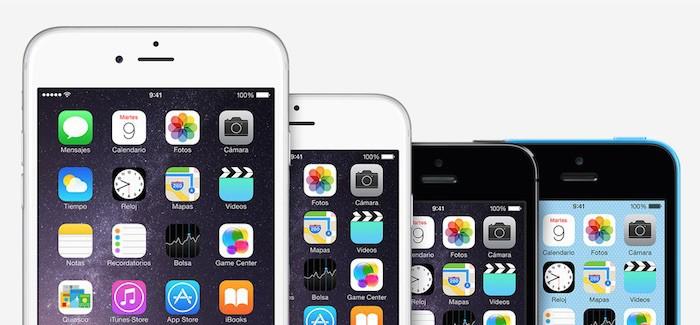 Familia-iPhones