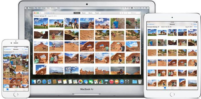 Fotos OS X