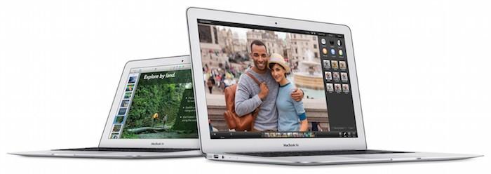Los fabricantes de portátiles limitan sus unidades debido al éxito del MacBook Air