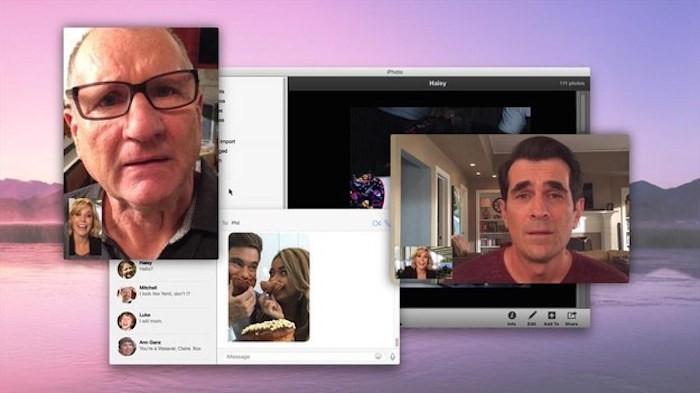 Modern Family Mac