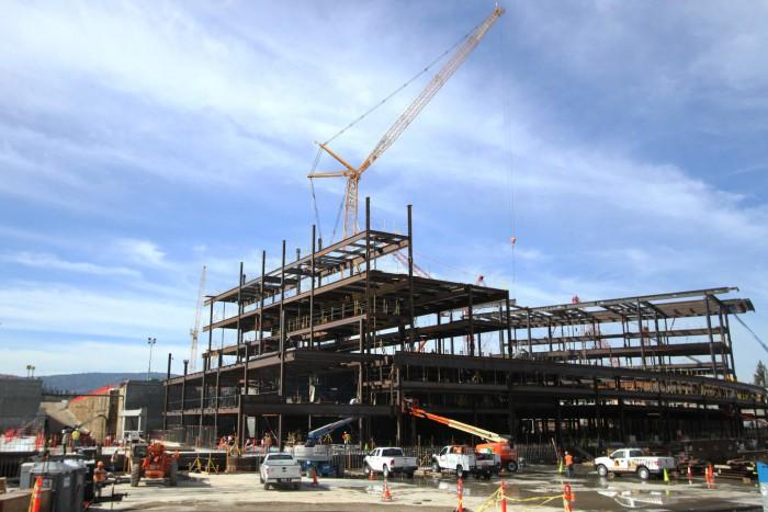 El nuevo campus de Apple contará con un centro para visitantes y una estatua de Steve Jobs