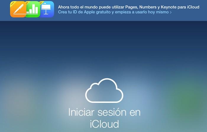 Apple quiere que todo el mundo use iWork en iCloud, incluso si usas Windows o Android