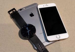 Los dispositivos Android Wear de Google serán compatibles con el iPhone y el iPad