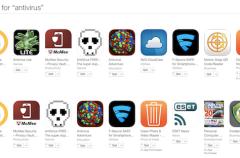 Apple elimina todos los antivirus de la iOS App Store