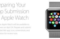 Apple acepta ya aplicaciones para el Apple Watch de todos los desarrolladores