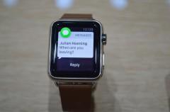 El Apple Watch necesitará dos horas para cargarse, pero al menos no te molestará mientras lo hace