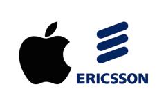Admitida a trámite la demanda de Ericsson contra Apple