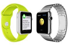 El Apple Watch… otra distracción más cuando conducimos
