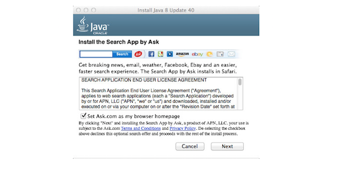 Ask Java 2
