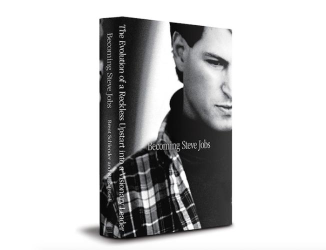Becoming Steve Jobs libro