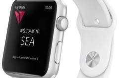Las aerolíneas se vuelcan en el desarrollo de aplicaciones para el Apple Watch