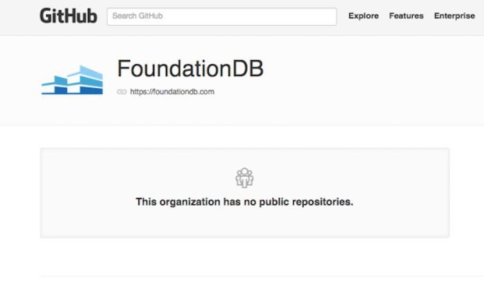 FoundationDB-Github