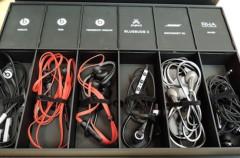 Así podrás probar como suenan los auriculares in-ear en las Apple Stores