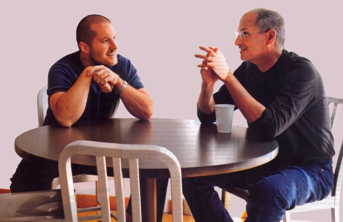 Jony Ive temía que Steve Jobs le despidiera cuando volvió a dirigir Apple