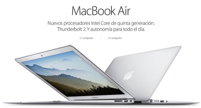 Apple presentaría nuevos y rediseñados MacBook Air en la WWDC de 2016