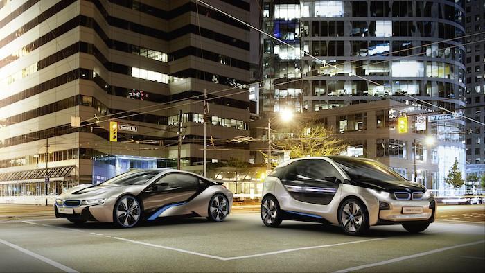 No, BMW no está preparando un vehículo eléctrico a medias con Apple