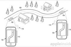 Apple patenta una manera de tener localizados a amigos y familiares en tiempo real