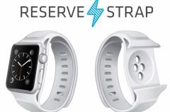 Esta correa cargará la batería del Apple Watch en tu muñeca