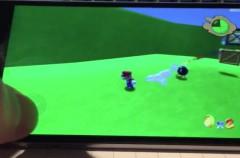 Así podría lucir Super Mario 64 en tu iPhone 6