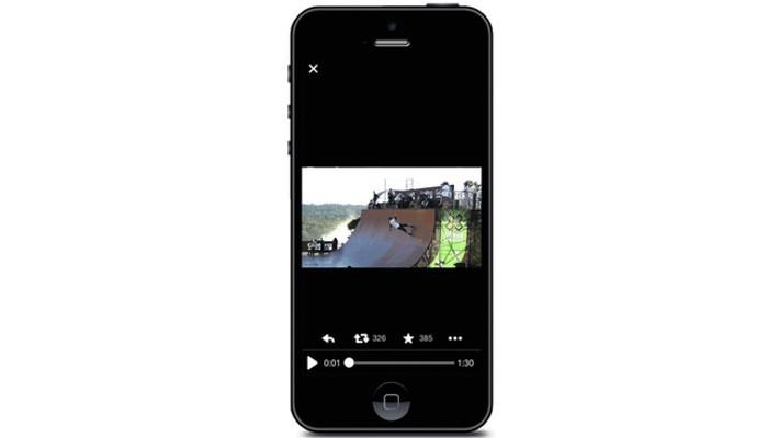 Twitter está probando la reproducción automática de vídeos publicitarios en iOS