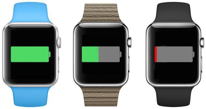 El Apple Watch incluiría un modo de ahorro de energía