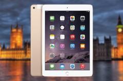 Reino Unido aprueba un plan para sustituir los portátiles de sus parlamentarios por el iPad Air 2