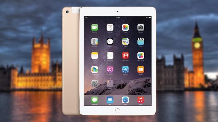 iPad Air UK