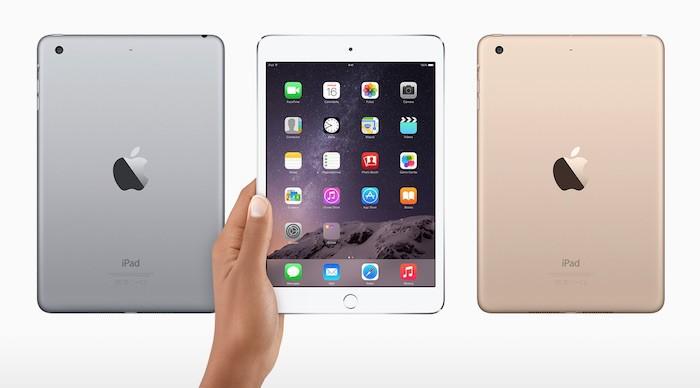 Apple podría lanzar en breve un nuevo iPad mini con procesador A8