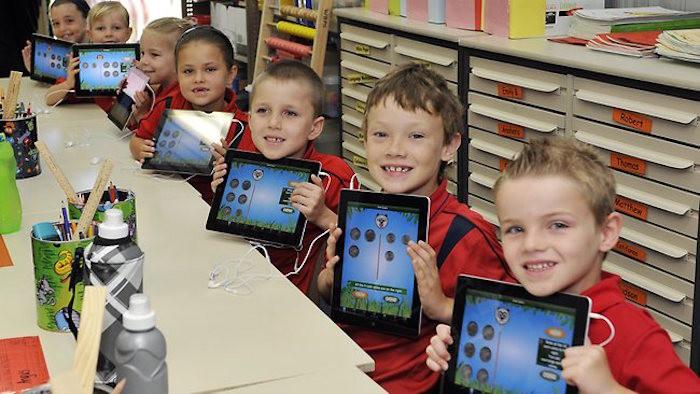 iPadSchool