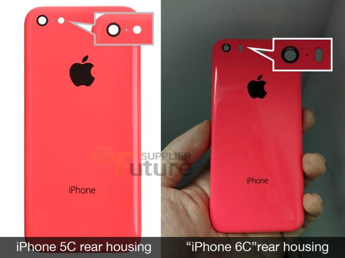 iPhone 6c carcasa 1
