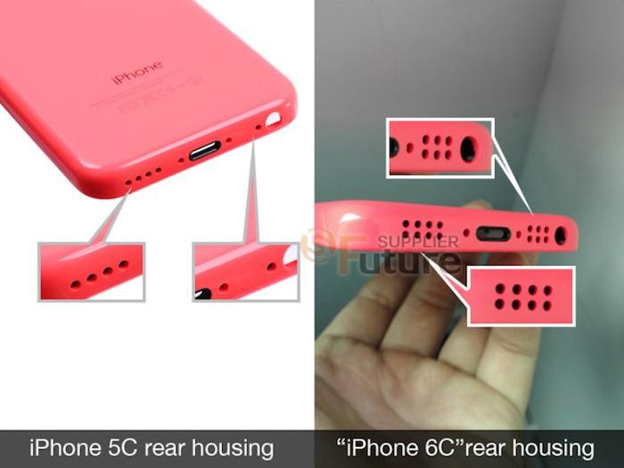 iPhone 6c carcasa 2