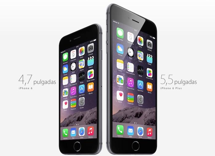 iPhone6:6Plus