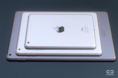 El envío de piezas del iPad Pro está a punto de empezar, con una nueva pantalla