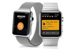 Comprar en Amazon desde el Apple Watch ya es una realidad