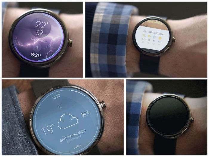 Android Wear - Smart Watch