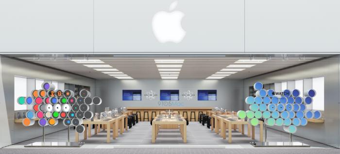Apple Store Apple Watch