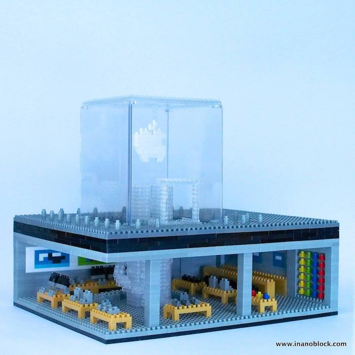Apple Store nanoblock