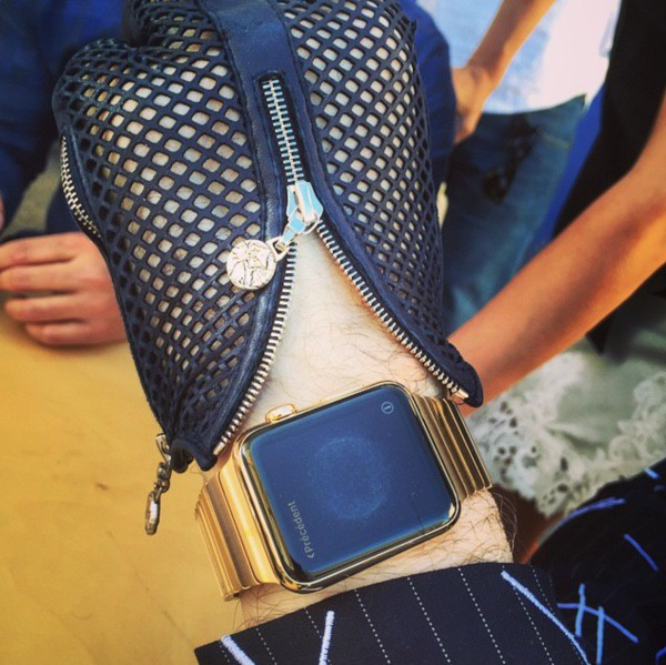 Apple Watch Lagerfeld