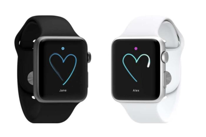 Apple Watch Love