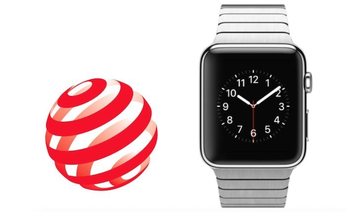 Apple Watch Red Dot